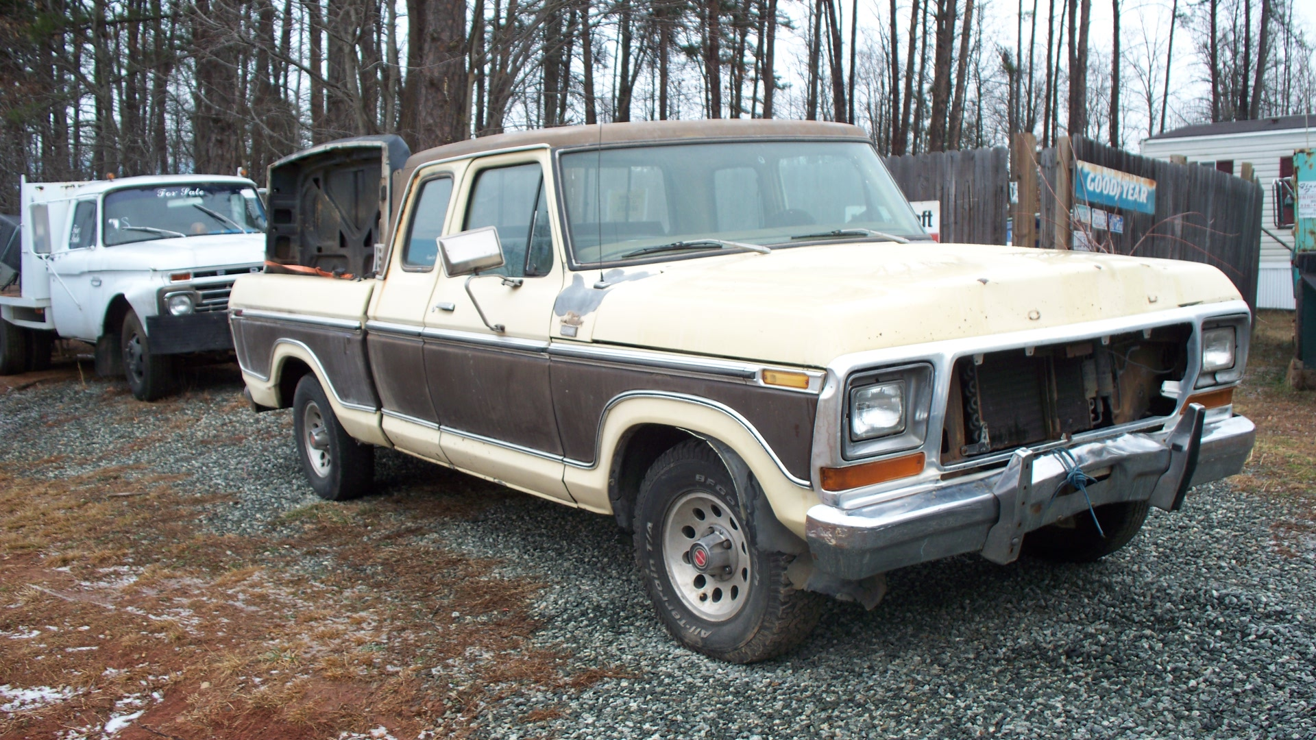 1979 short bed super cab