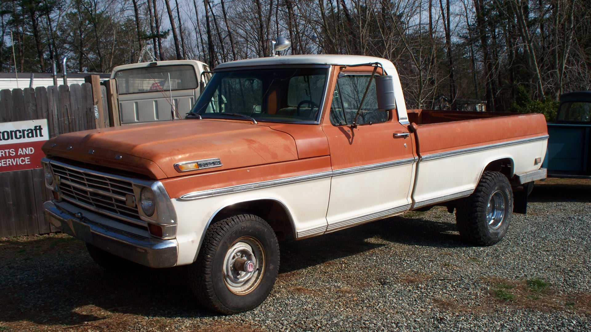 Flashback F100's - New Arrivals of Whole Trucks/Parts Trucks or Parts