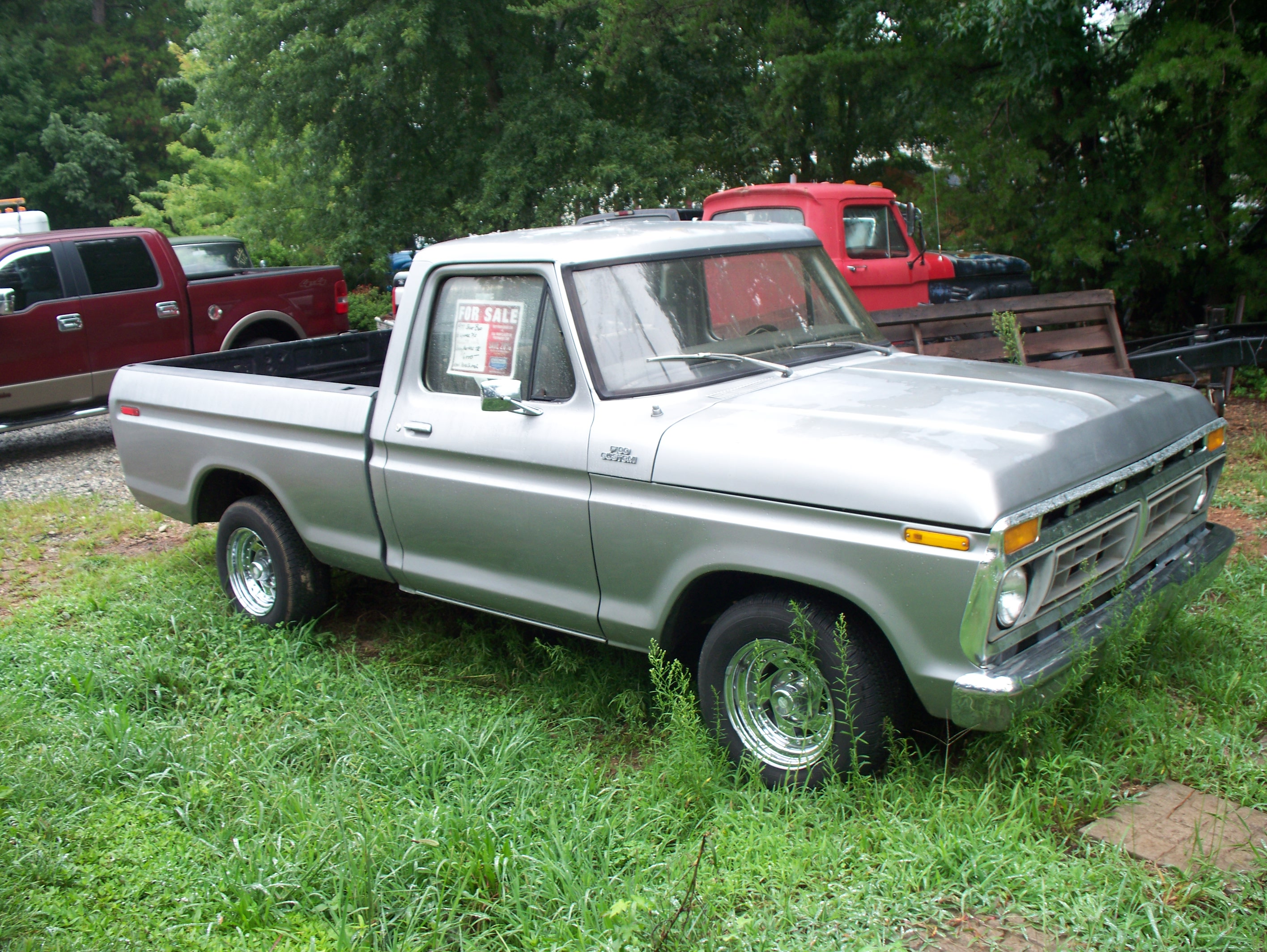 Flashback F100's - Trucks For Sale or SoldThis page is ...
