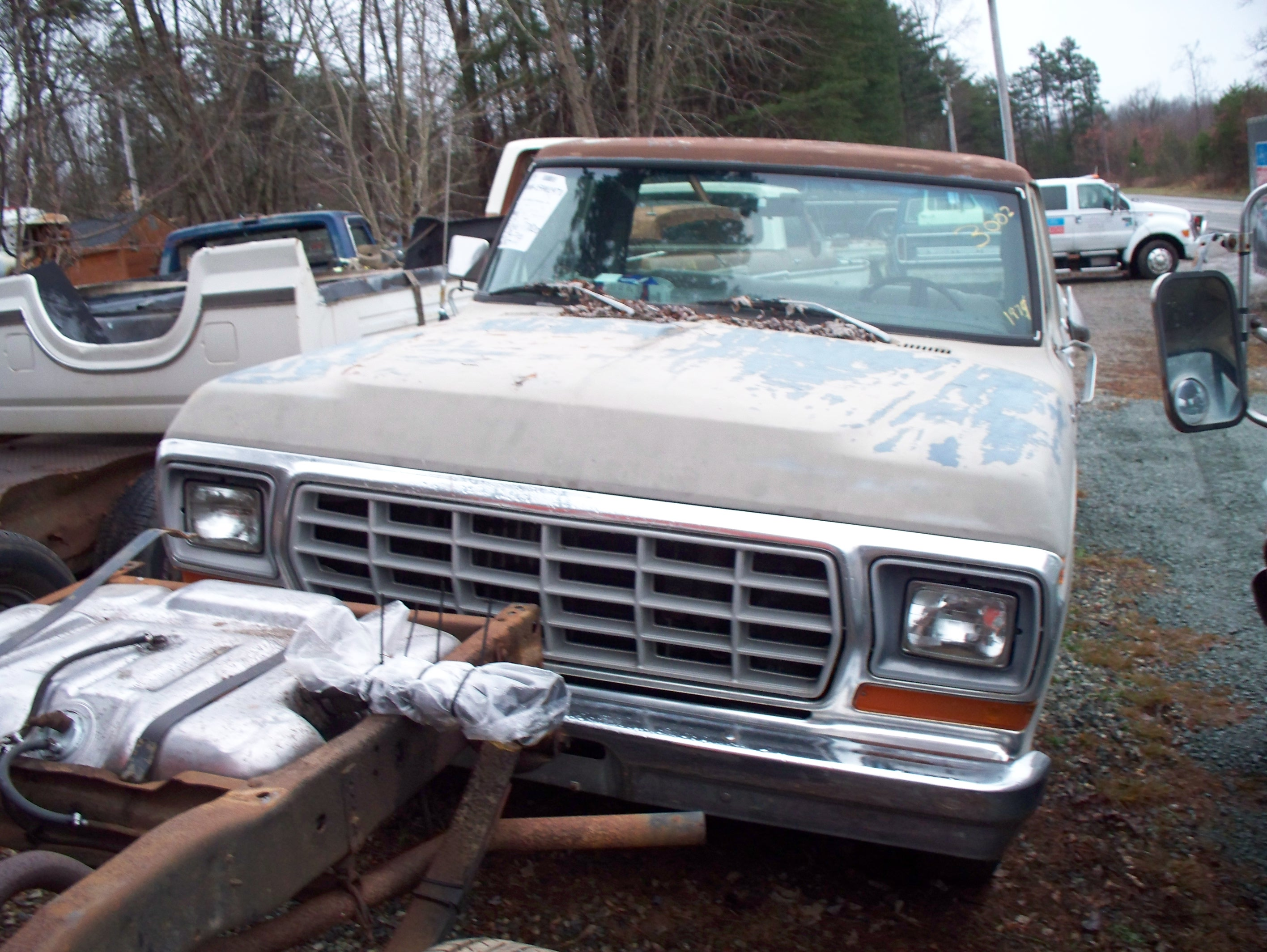 Flashback F10039s New Arrivals Of Whole Trucks Parts Or 1954 Ford F100 Long Bed Nevada