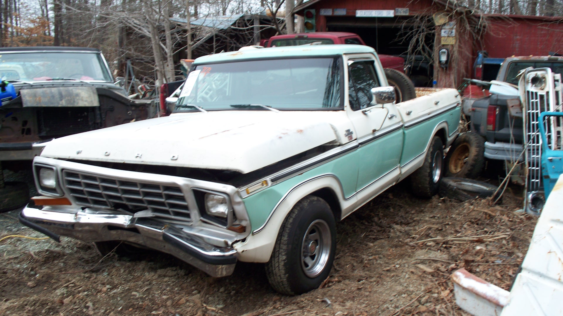 1997 Ford Louisville Wiring Diagram 19731979 Ford Truck Wiring