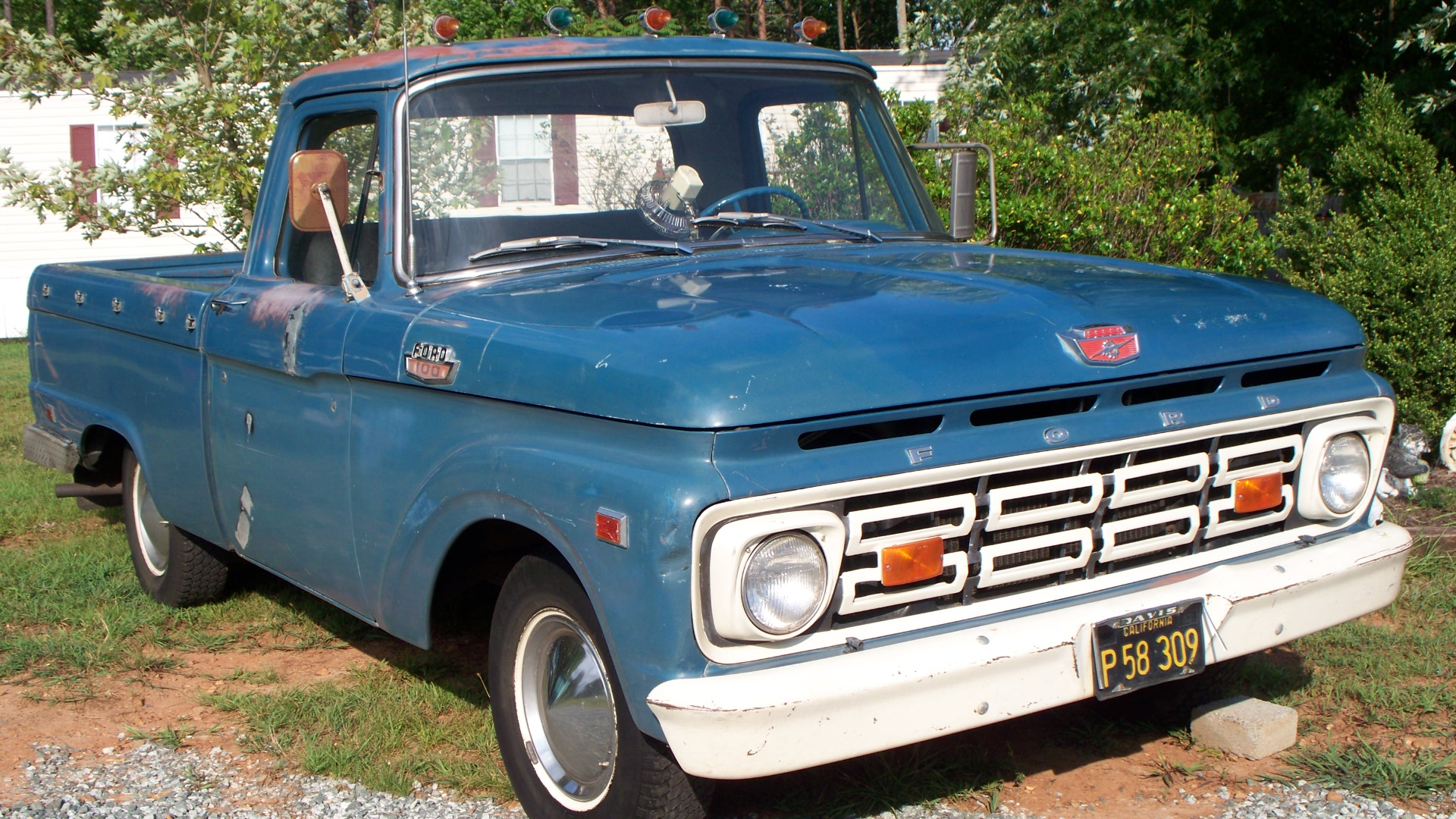 Flashback F10039s Trucks For Sale Or Soldthis Page Is Dedicated 1964 Ford F100 Pickup Truck Short Bed