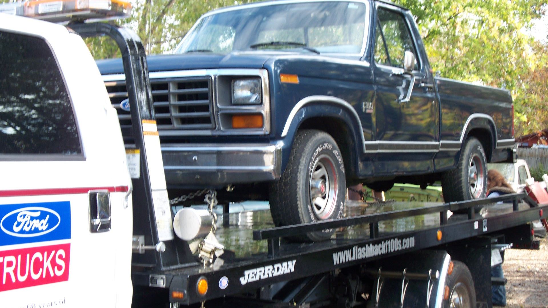 Flashback F10039s New Arrivals Of Whole Trucks Parts Or 1970 Ford Crew Cab For Sale 1986 Short Bed
