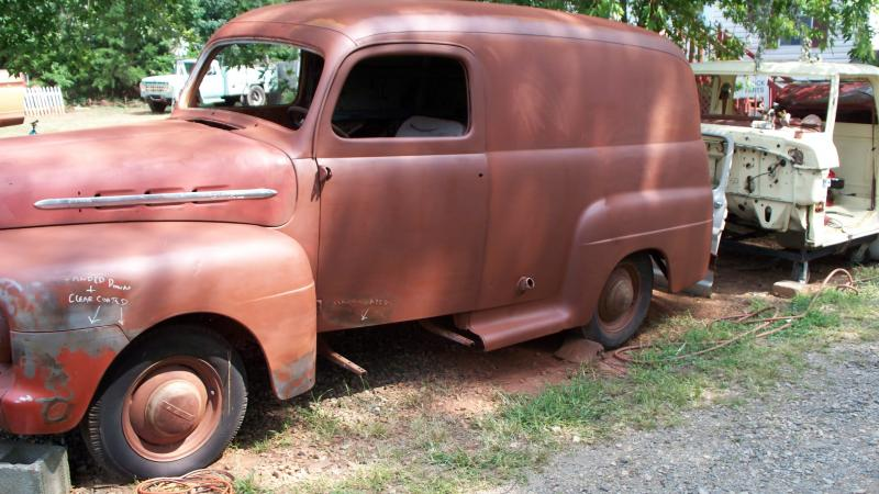 Flashback f10039s trucks for sale or soldthis page is dedicated just been primed after being sanded down to bare metal publicscrutiny Image collections