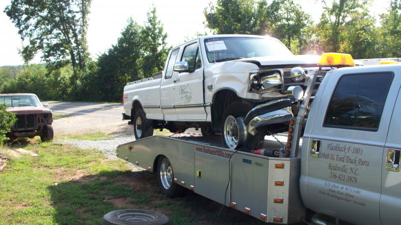 Ford F250 Parts >> Flashback F100 39 S New Arrivals Of Whole Trucks Parts