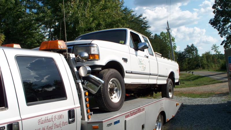 Ford Truck Parts >> Flashback F100 39 S New Arrivals Of Whole Trucks Parts Trucks Or