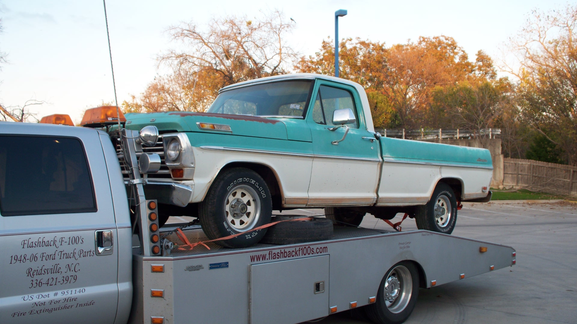 Flashback F10039s New Arrivals Of Whole Trucks Parts Or 1948 Ford Short Bed 1969 True Ranger With Bucket Seats