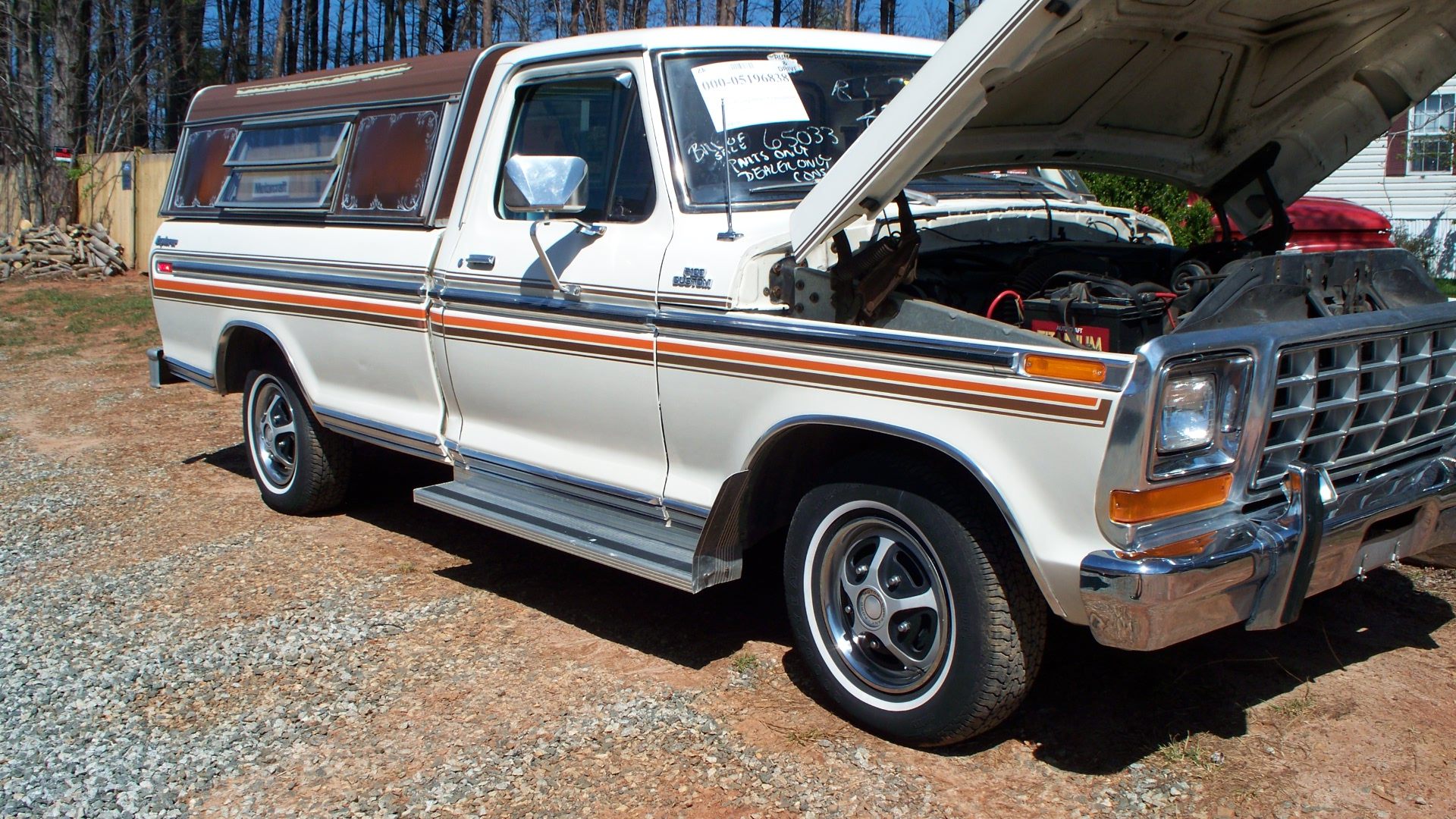 Ford F100 Truck Parts Autos Post